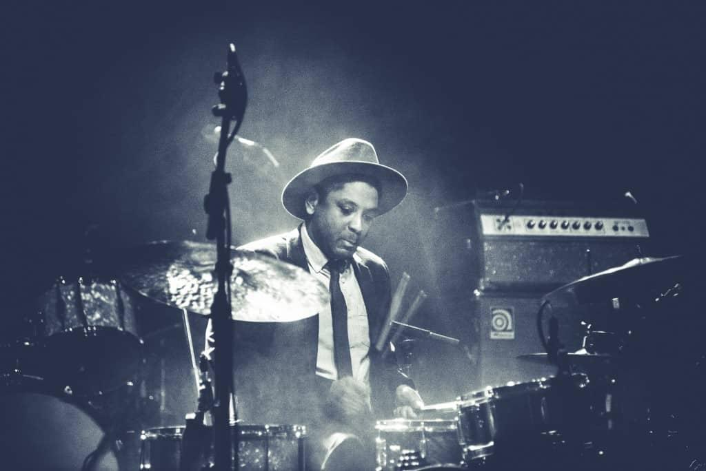 Dorian Colbert; tour drummer